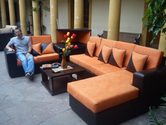 Productores invitan a la feria del mueble peri dico la for Living comedor minimalista